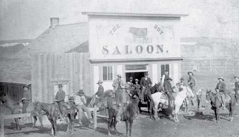 The Cowboy Saloon Downtown Sheridan Association
