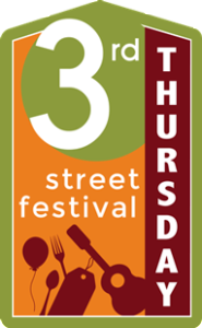 3rd Thursday Street Festival @ Downtown Sheridan  | Sheridan | Wyoming | United States