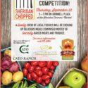 Sheridan's Amateur Chopped Competition