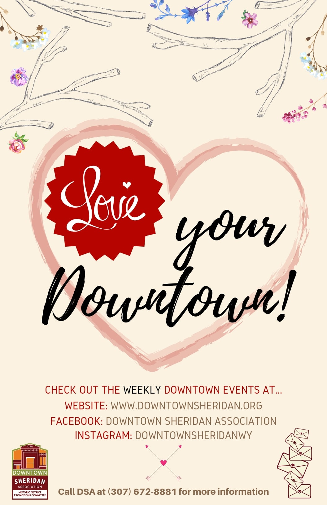Love Your Downtown